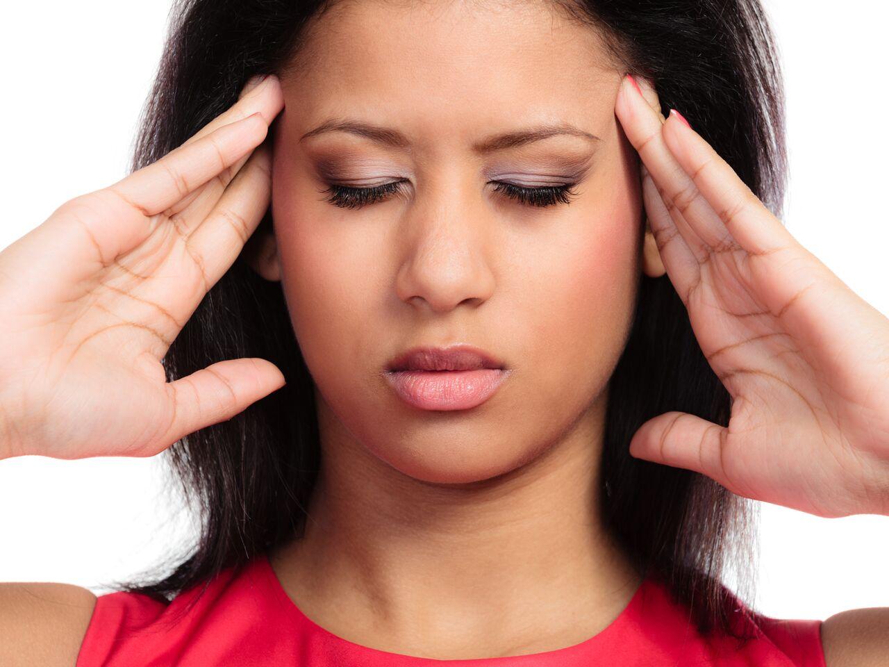 hodepine ved bevegelse